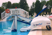 Disability Swimming Pool Hoist