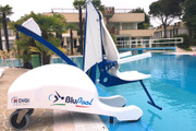 BluPool Disabled Pool Hoist