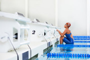 Velocity Advantage Swimming Starting Platform