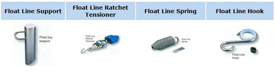 Float Line Accessories for Commercial Swimming Pools