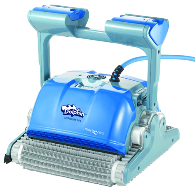 Dolphin Maytronics Supreme M4 Commercial Swimming Pool Cleaner