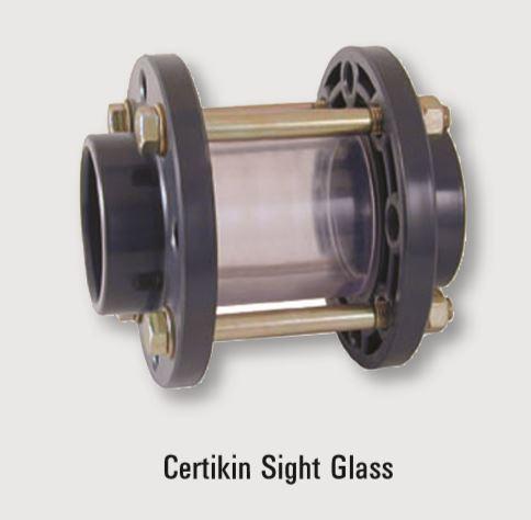 Certikin sight glass R4 SPXSG075 SPXSG090 SPXSG110 SPXSG125 SPXSG140 SPXSG160