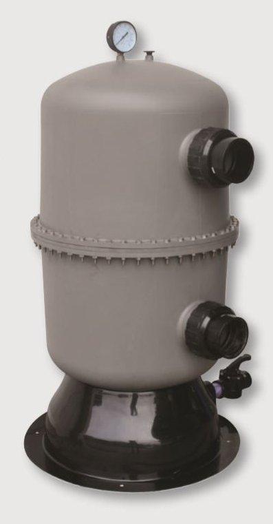 Certikin Commercial Pool Multicyclone split tank