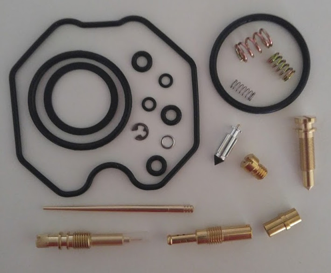 Carb Carburetor Spare Parts Rebuild Set For Honda TRX 250 EX 250 Recon 2001-2005