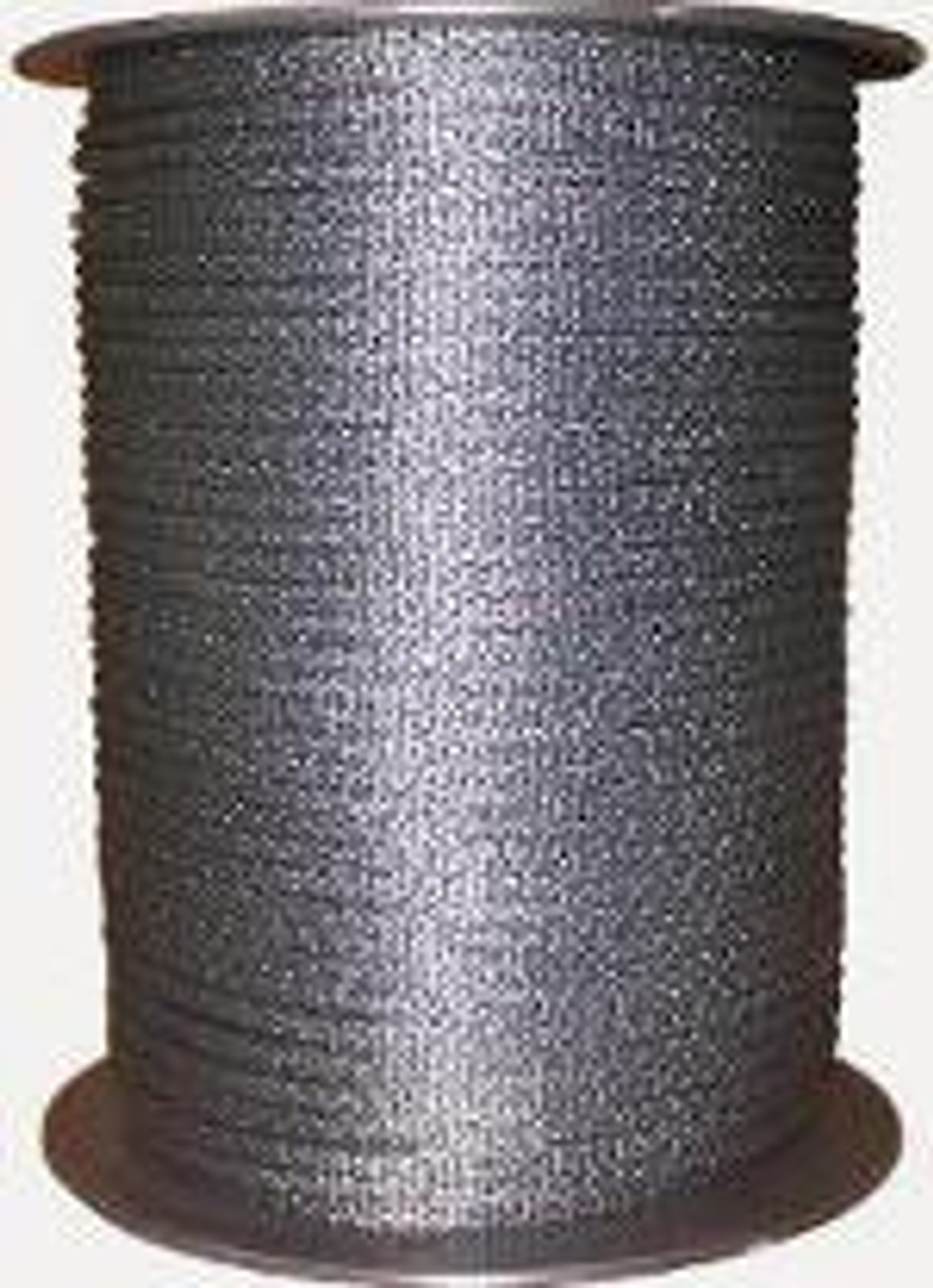"3/16"" Black Dacron - Poly Rope Double braid"