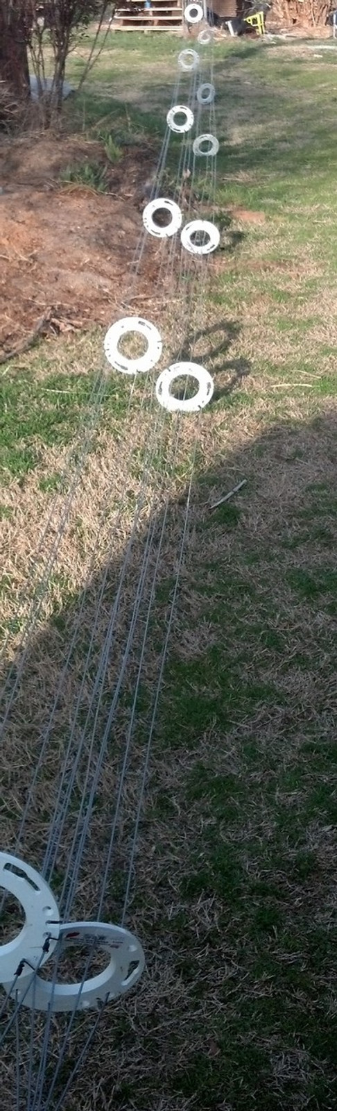 40 meter cage dipole