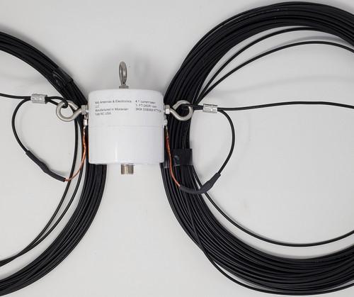 Ni4L OCF windom dipole antenna
