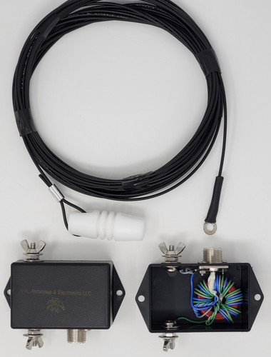 Ni4L PEF-40/6  41' Poly-stealth 18 wire.