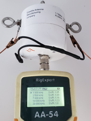 Unadilla antenna manufacturing company