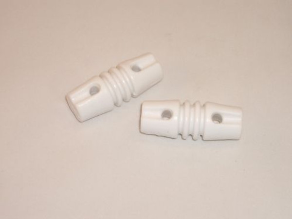 Nylon Dogbone Antenna End Insulators