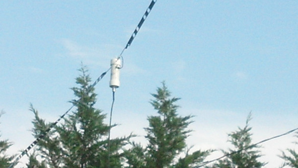 40 meter fatboy dipole antenna HF