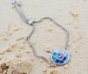 Anchor's Away Slide Bracelet