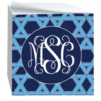 Notecube-Jewish Star of David
