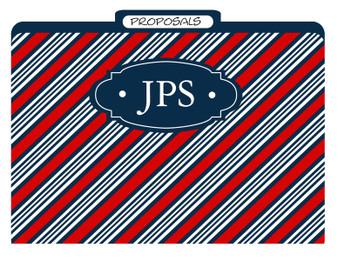 File Folders-American Tie