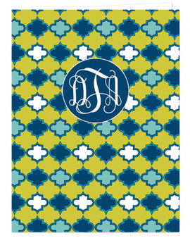 Pocket Folder - Martha Pea