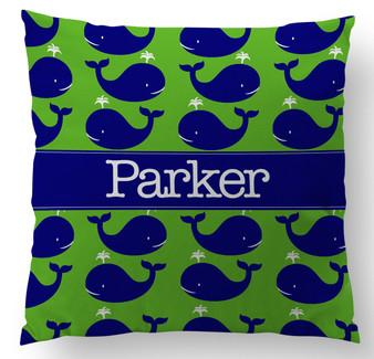 Pillow-Blue Whales
