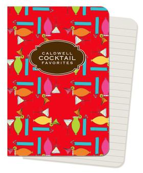Mini Journals -Cocktails