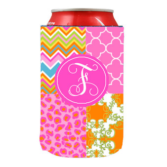 Can Koozie-Summer Collage