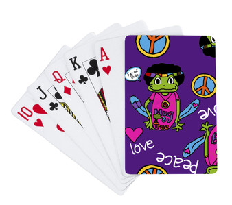 Playing Cards-Far Out Frooglie
