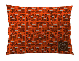 Dog Bed -JP-All About Dogs-Orange