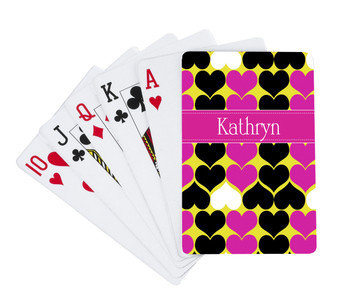 Playing Cards-Hearts