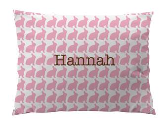 Floor Pillow- Rabbits