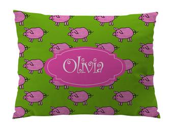 Floor Pillow- Piglets