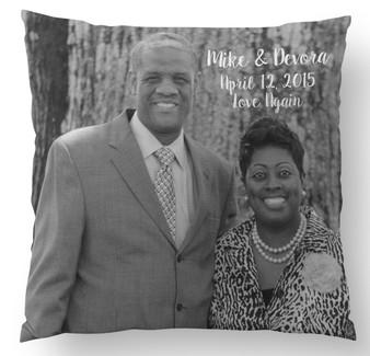 Pillow- Custom Photo Pillow