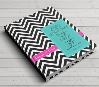Custom Journal-Sermon Notes
