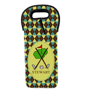 Wine Tote - Golf Love