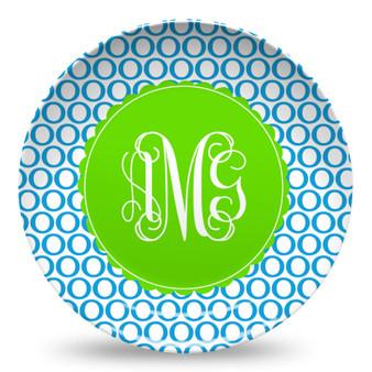 Microwave Safe Dinnerware Plate-Rings and Rings