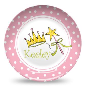 Microwave Safe Dinnerware Plate-Princess