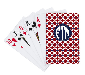 Playing Cards- American Links