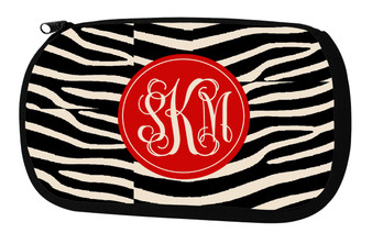 Cosmetic Bag-Zebra