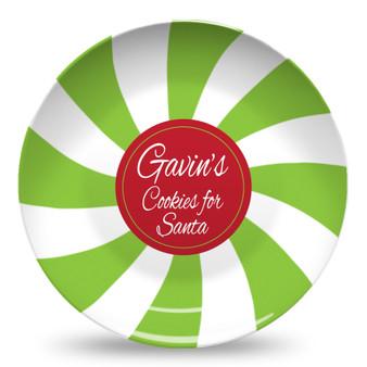 Microwave Safe Dinnerware Plate - Peppermint Green