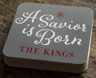 Paper Coaster - A Savior is Born