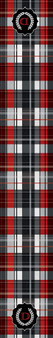 Table Runners - Bold Red Plaid