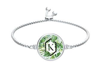 Palm Paradise Slide Bracelet