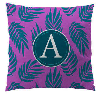Pillows - Graphic Palm Tropical