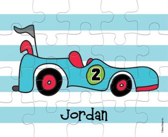 Puzzle- Race Car