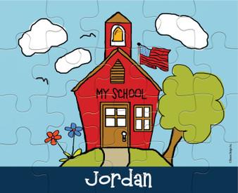 Puzzle - School House