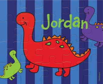 Puzzle-Dinosaur