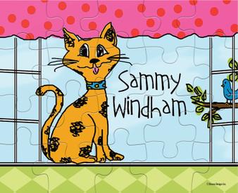 Puzzle - Kitty Kat