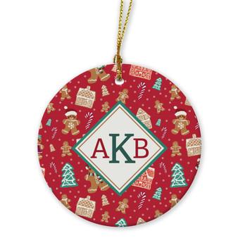 Ornaments - Gingerbread Delight