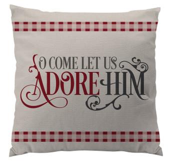 Pillows - Adore Him