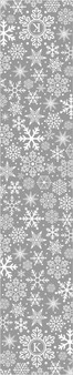 Table Runners - Winter Snow