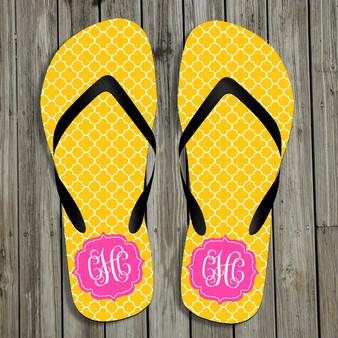 Flip Flops-Clover Sun