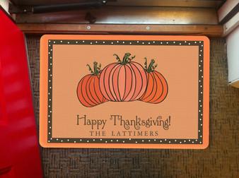 Doormat- Thanksgiving