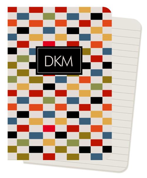 Mini Journals - Color Blocks