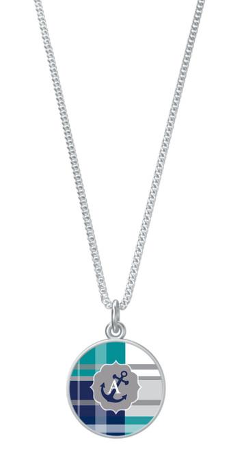Anchor's Away Necklace
